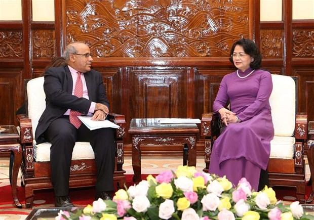Vietnam reafirma compromisos en garantizar los derechos del nino hinh anh 1