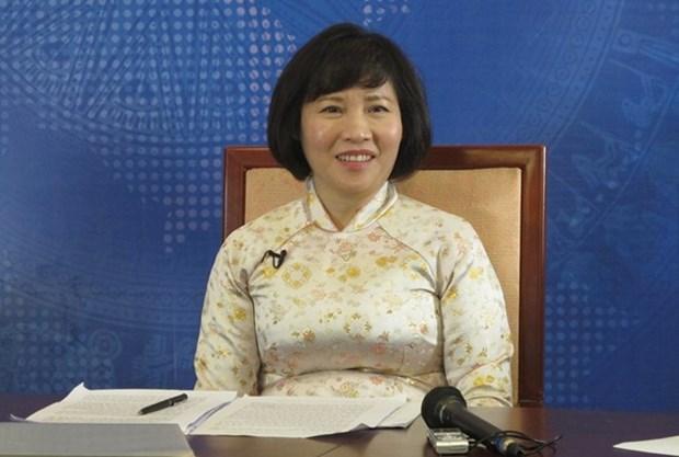 Analiza gobierno vietnamita asuntos socioeconomicos de alto interes publico hinh anh 1