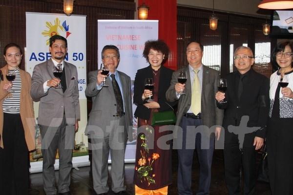 Vietnam presenta en Sudafrica su cultura, potencial turistico y gastronomia hinh anh 1
