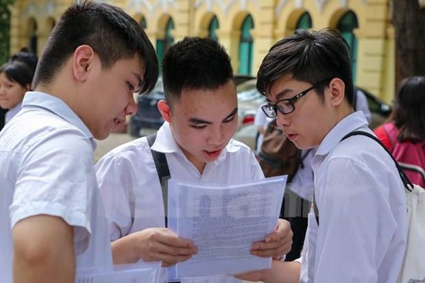 Vietnam y Estados Unidos intercambian sobre educacion hinh anh 1
