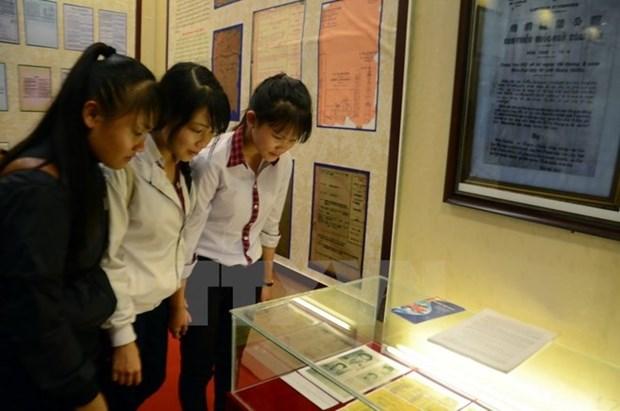 Ostentan en Thai Nguyen muestras de soberania maritima nacional hinh anh 1