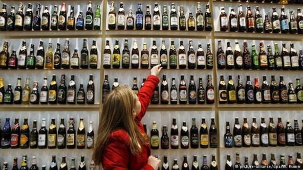 Presenta Vietnam productos de cerveza en Festival Internacional de Berlin hinh anh 1