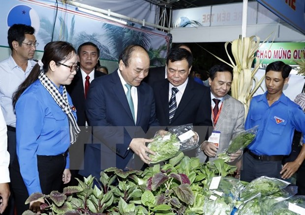 Vietnam busca mejorar la competitividad de productos exportables hinh anh 1