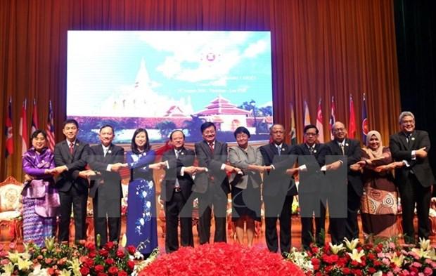 Comunidad Sociocultural: pilar aglutinante de valores comunes de la ASEAN hinh anh 1
