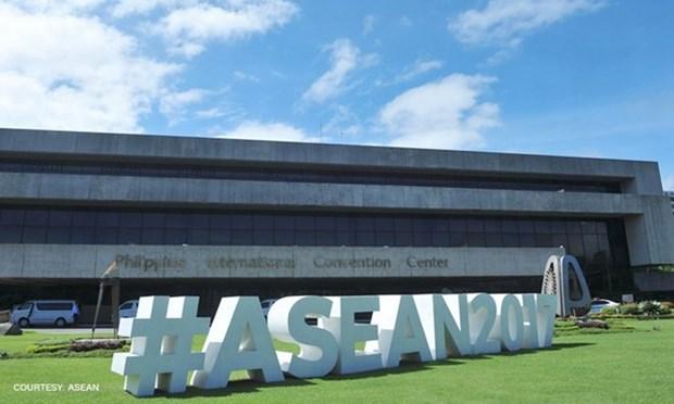 Inician en Filipinas Conferencia de Cancilleres de ASEAN +3 hinh anh 1
