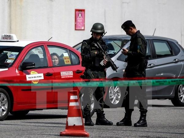 Malasia fortalece seguridad en visperas de Juegos Deportivos del Sudeste Asiatico hinh anh 1