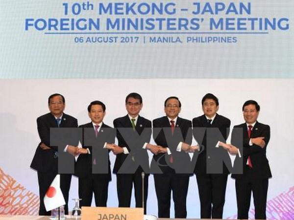 Vietnam solicita asistencia japonesa a region del Mekong en desarrollo verde hinh anh 1