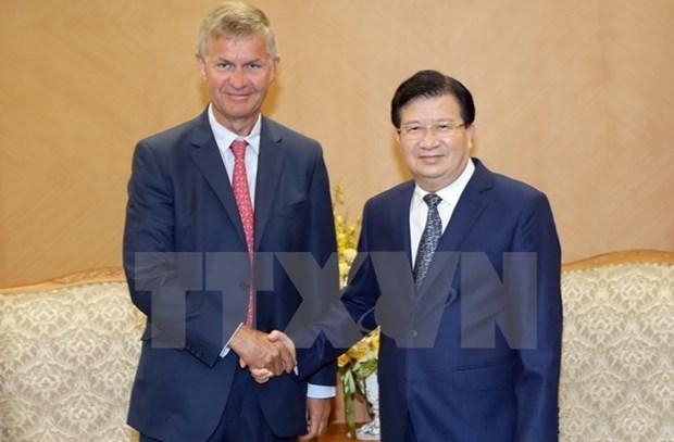Vietnam solicita apoyo internacional para perfeccionamiento de leyes ambientales hinh anh 1