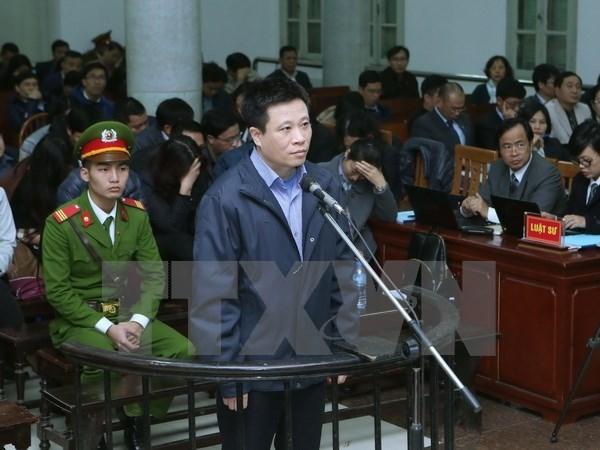 Reabriran juicio de primera instancia contra expresidente de Oceanbank hinh anh 1