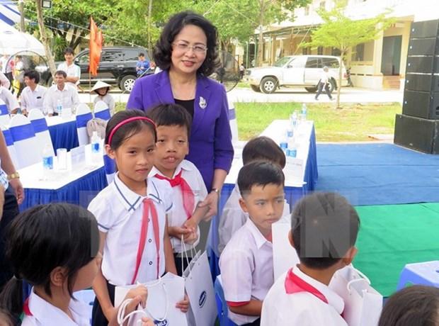 Instan a provincia vietnamita a mayor apoyo a personas con meritos revolucionarios hinh anh 1