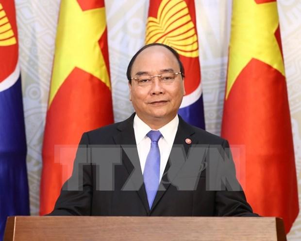 Vietnam se adhiere a pasos de avance de la ASEAN hinh anh 1