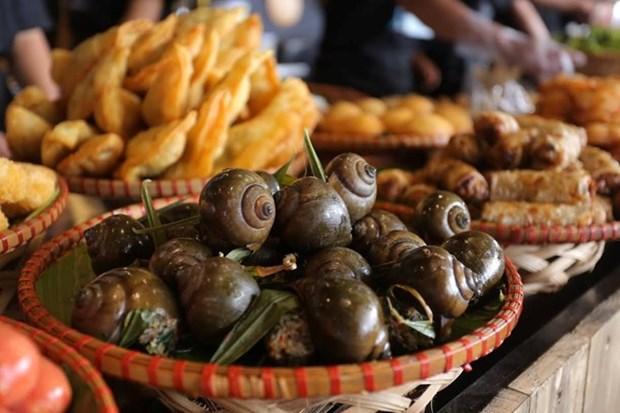 Celebraran en Hanoi actividades artisticas y gastronomicas callejeras hinh anh 1