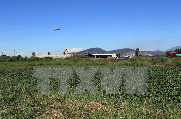 Terminan segunda fase del proyecto de descontaminacion de dioxina en aeropuerto de Da Nang hinh anh 1
