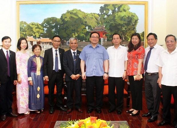 Reiteran politica consecuente de Vietnam de favorecer practicas religiosas hinh anh 1