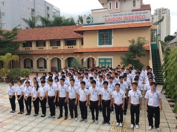 Inauguran Centro de formacion en idioma japones para trabajadores vietnamitas hinh anh 1