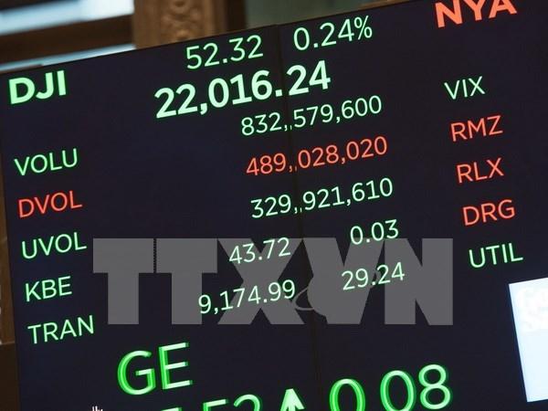 Mercado bursatil vietnamita registra 23 firmas multimillariarias hinh anh 1