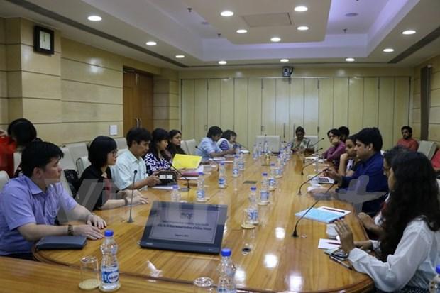 Vietnam estudia experiencias indias sobre poder blando hinh anh 1
