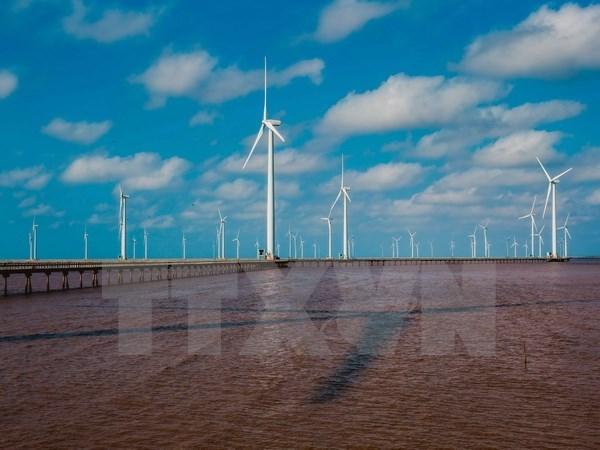 Australia no aplicara medidas antidumping provisionales a torres eolicas de Vietnam hinh anh 1
