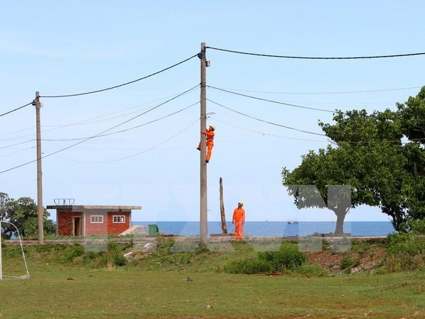 Transfieren a Quang Tri gestion de sistema de electricidad de Con Co hinh anh 1