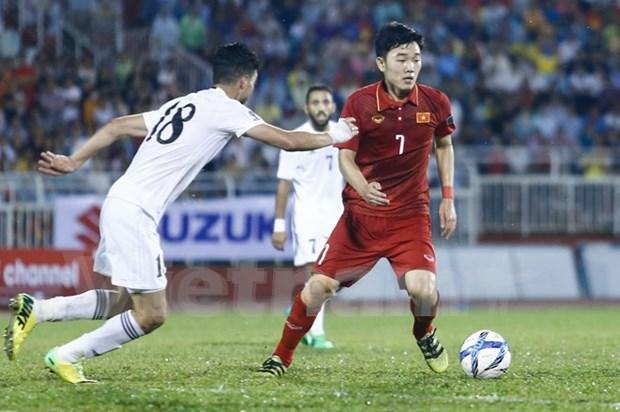 Vietnam desciende en el ranking de la FIFA hinh anh 1