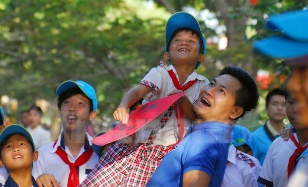 Conmemoran Dia Internacional de la Juventud de Vietnam hinh anh 1
