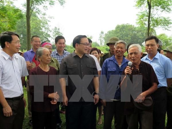 Hanoi apuesta por produccion agropecuaria limpia y de alta tecnologia hinh anh 1