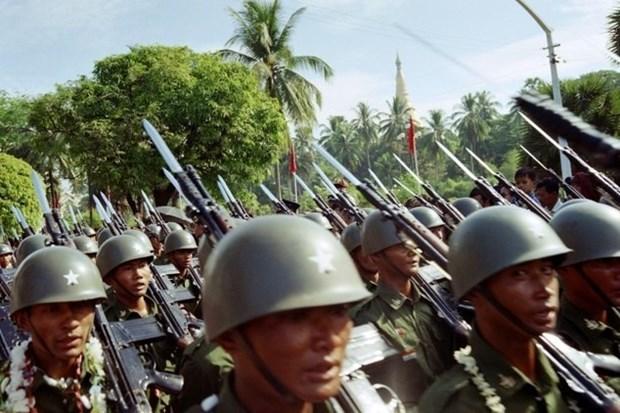 Myanmar declara nuevo toque de queda en Estado Rakhine hinh anh 1