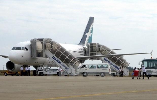 Aceleran construccion de terminal internacional de aeropuerto de Cam Ranh hinh anh 1