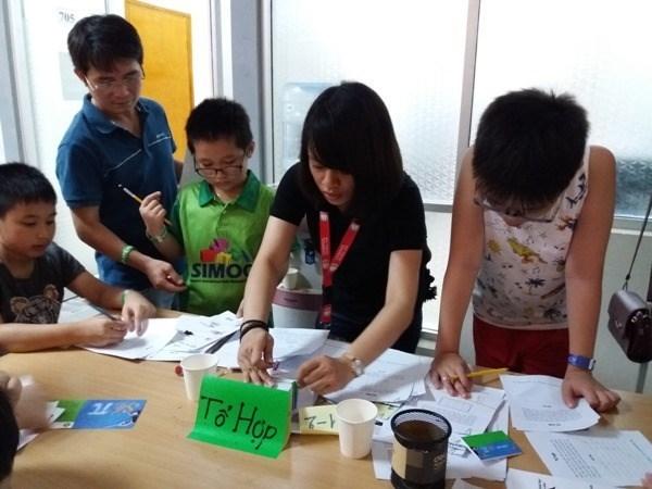 Celebran Festival abierto de matematicas en Hanoi hinh anh 1