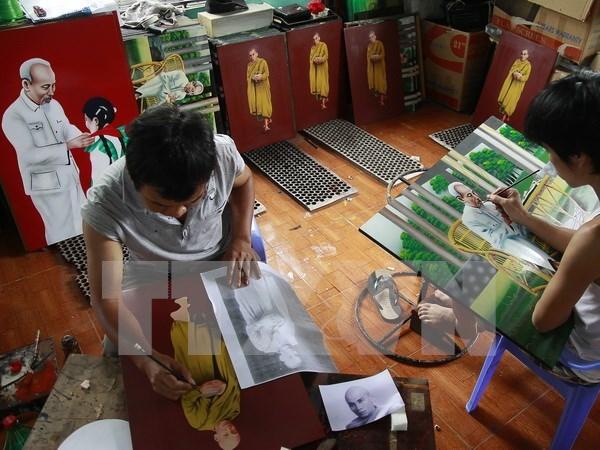 Quang Ninh reubica establecimientos artesanales para evitar contaminacion del aire hinh anh 1