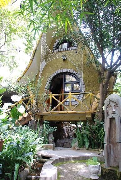 Hotel Crazy House en Da Lat, maravilla mundial de Vietnam hinh anh 2
