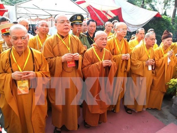 Efectuan requiem dedicado a martires en provincia nortena de Vietnam hinh anh 1