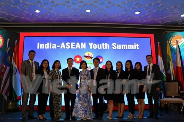 India y ASEAN estrechan lazos hinh anh 1