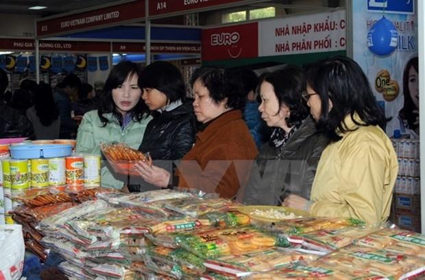 Exposicion de productos tailandeses en Hanoi promovera intercamcio comercial bilateral hinh anh 1