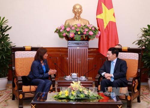 Resaltan buen estado de relaciones Vietnam-Timor Leste hinh anh 1