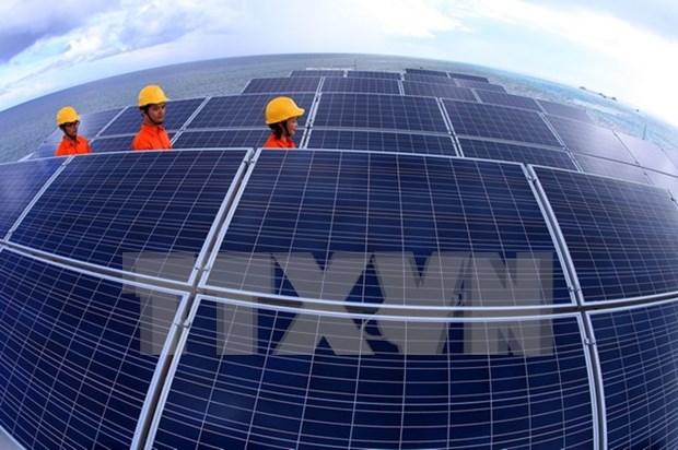 Empresa india aspira a invertir en proyecto de energia solar en provincia survietnamita hinh anh 1