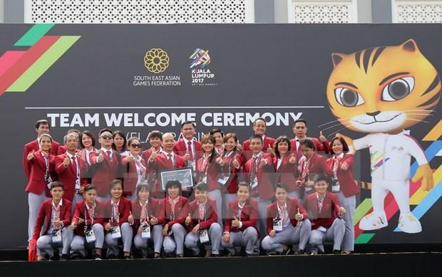 Malasia aspira a acoger a 700 mil visaitantes extranjeros durante SEA Games 29 hinh anh 1