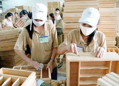 Participaran empresas extranjeras en feria del sector maderero de Vietnam hinh anh 1
