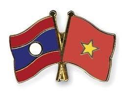 Ninos de Vietnam y Laos son herederos y promotores de lazos especiales de amistad hinh anh 1
