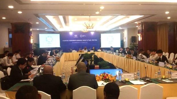 APEC redobla esfuerzos en materia de lucha contra el terrorismo hinh anh 1