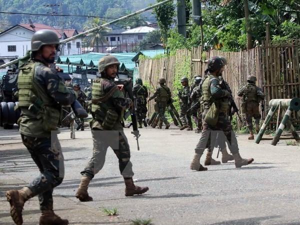 Filipinas intensifica redadas contra criminales hinh anh 1