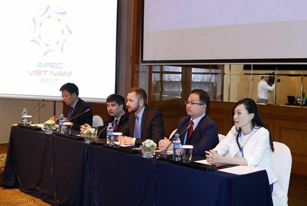APEC impulsa uso de vehiculos de nueva energia hinh anh 1