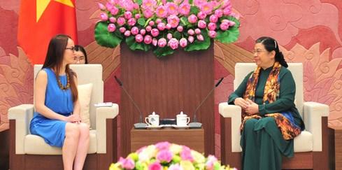 Mexico solicita respaldo de Vietnam para cargo de presidente de IPU hinh anh 1