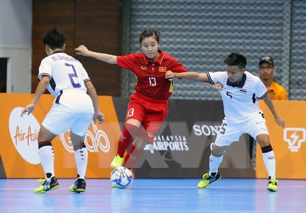 SEA Games 29: Vietnam conquista medalla de bronce en tiro con arco hinh anh 1