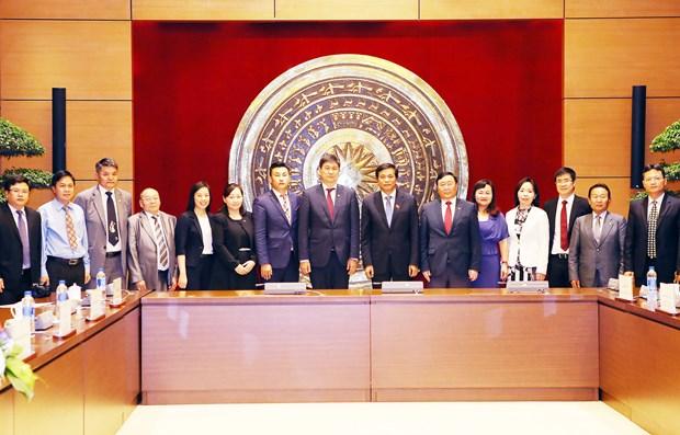 Vietnam atesora las tradicionales relaciones con Mongolia hinh anh 1