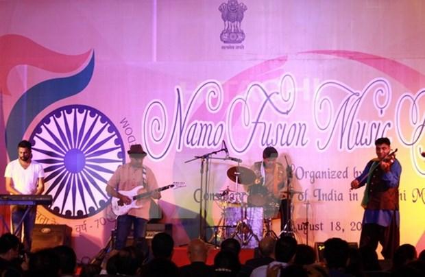 Vietnam e India celebran en Ciudad Ho Chi Minh aniversario 45 de relaciones diplomaticas hinh anh 1