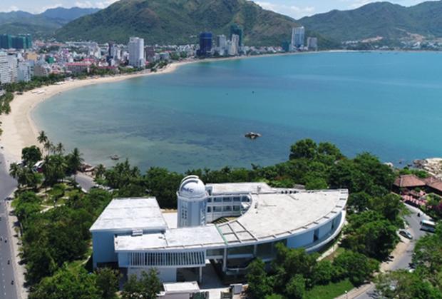 Entraran en operacion primera estacion astronomica de Vietnam en septiembre hinh anh 1