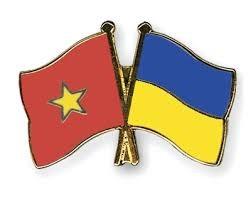 Celebran Dia de independencia de Ucrania en Hanoi hinh anh 1