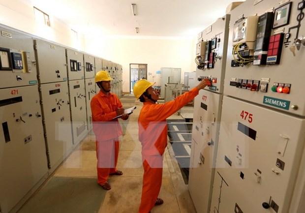 Grupo de Electricidad de Vietnam logra gran aumento de produccion de energia hinh anh 1