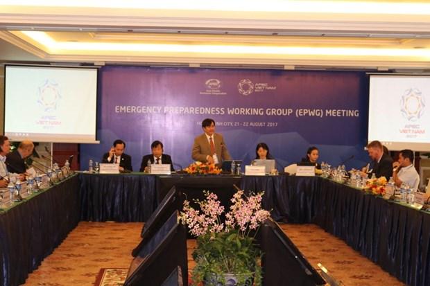 APEC 2017: Vietnam exhorta a mayor cooperacion en prevencion de desastres naturales hinh anh 1